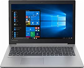 Lenovo 330 15.6-Inch HD Energy-efficient Premium Laptop | Intel Celeron Processor N4100 Quad-core | 8GB DDR4 Memory | 1TB HDD | DVD-RW | Card Reader | WiFi | HDMI | Bluetooth | Windows 10