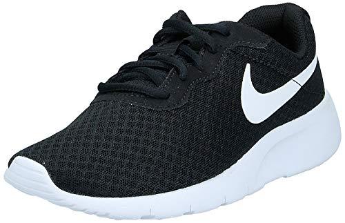 Nike Tanjun Gs, Zapatillas de Running para Niños, Negro (Black/White/White 011), 36 EU