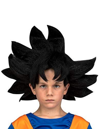 My Other Me Me- Goku Dragon Ball Perücke, mehrfarbig (230119)