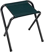 Inditradition Foldable Picnic & Travel Stool   Ideal for Both Adults & Kids (Green)