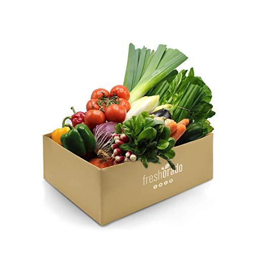 freshorado Veggie-Box 6 kg frisches und leckeres Gemüse (2 Personen)