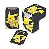 Ultra Pro E-15102 Pokemon-Full View Deck Box-Pikachu 2019