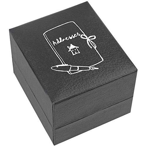 Azeeda \'Adressbuch\' Verlobungsringbox (RB00006730)
