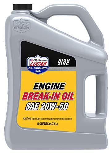 Lucas Oil 10636 Lucas Engine Break-In Oil