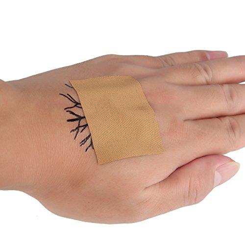 Beauty7 1 Meter Haut Abdeckung für Tattoos Medizinisch Kleberband Skin Tattoo Cover Up Tape Hautfarbe