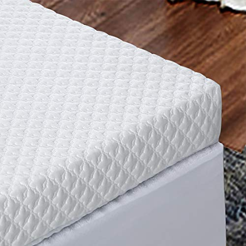 INGALIK 3-Inch Bed Topper review