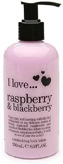 I love... Raspberry & Blackberry Moisturizing Body Lotion