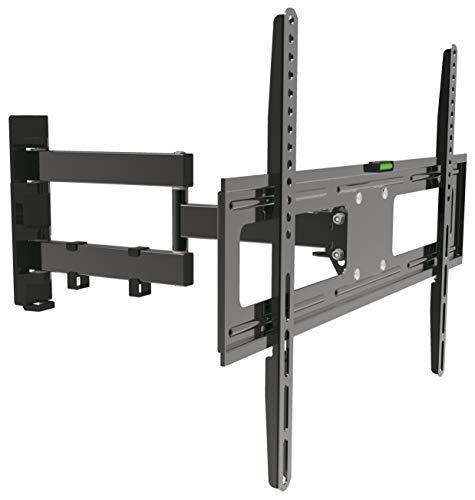 My Wall H26-2L TV-Montaggio a Parete 94,0cm (37) - 177,8cm (70) Neigbar+Schwenkbar, Rotierbar