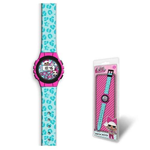 LOL SURPRISE Reloj Digital (DI2200LOL) 1