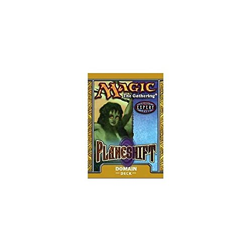 Wizards Magic-La Cueillette Mtg Planeshift domaine Theme Deck