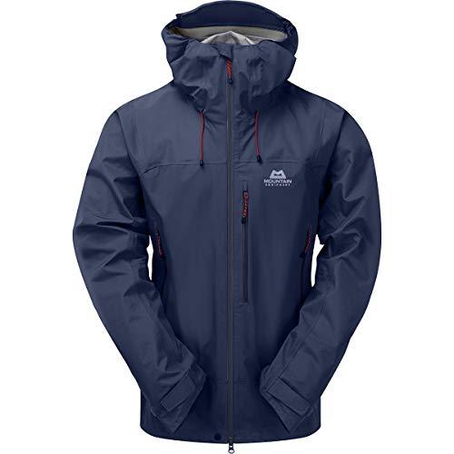 Mountain Equipment M Ogre Jacket Blau, Herren Regenjacke, Größe S - Farbe Cosmos