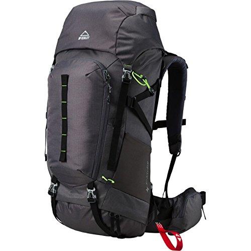 McKINLEY Trek-rugzak Yukon 50W + 10 Iv Uni, zwart, 50