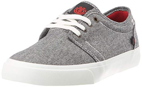 Element Men's Low-Top Trainers, Blue Stone Chambray 4083, 8