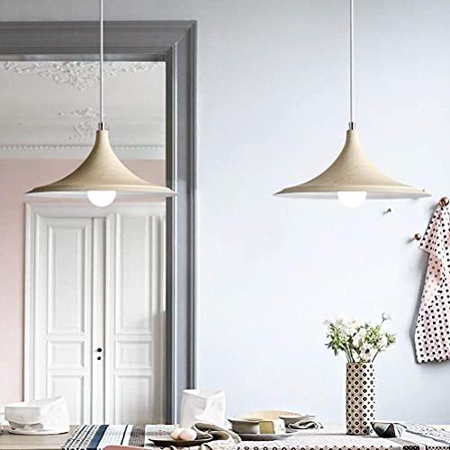 Lámpara colgante de techo, iluminación colgante, moderna, vintage, industrial, montaje de metal, para cocina, comedor, SC