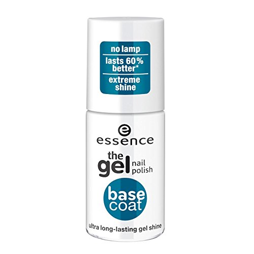 essence - Base Coat - the gel nail polish - base coat