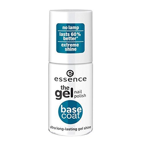 essence gel nail polish base coat