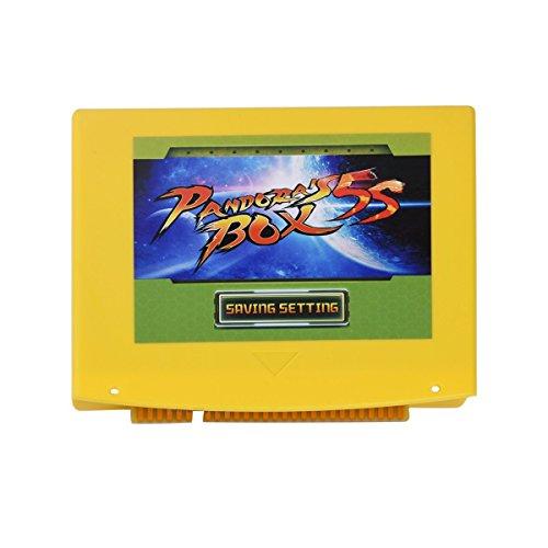 TAPDRA Arcade Jamma Board Pandora's Box 9 with 1660 Games