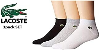 LACOSTE SPORT SOCKS FOR WOMEN -PACK OF 3 PAIRS