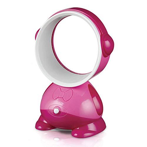 WENTING Mini Ventilador Sin Hojas Ventilador De Vehículo Ventilador De Escritorio Encantador Enfriador De Aire USB Ventilador Sin Hojas USB Portátil para Coche