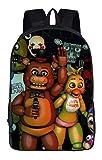 Dream Roca Medium Kid Backpack Laptop Book Bag School Travel Outdoor Rucksack Print Cartoon Characters For Game