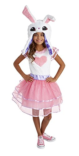 Animal Jam Enchanted Magic Bunny Costume, Small/4-6