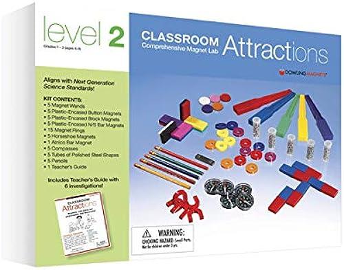 L'école Specialty Aihommet Perhommeent d'activité Kits Level 2