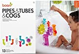 Boon (BOONB) Bundle Building Toddler Bath Tub Toy with Pipes, Cogs and Tubes for Kids Aged 12 Months and Up, Multicolor (Pack of 13), Set 3 (Premium Quality Multi)