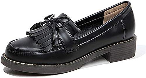 Schuhe Flache Frauen Damen Mokassin LITHAPP Arbeitsschuhe