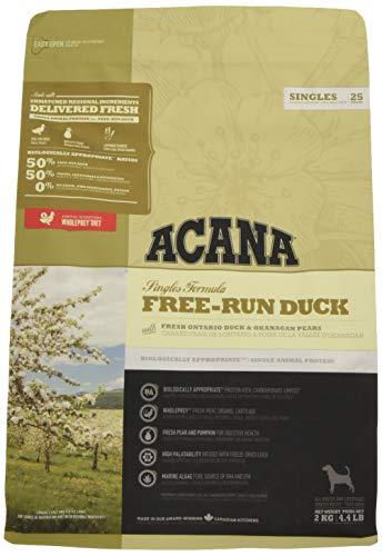 アカナ (ACANA) ドッグフード フリーランダック [国内正規品] 2kg