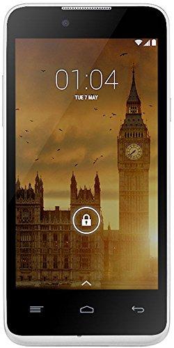 Kazam Trooper 445L 8GB 4G Silver - smartphones (Single SIM, Android, MicroSIM, GSM, LTE, Micro-USB)