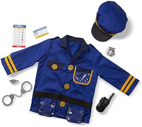 Kids police outfit _image0