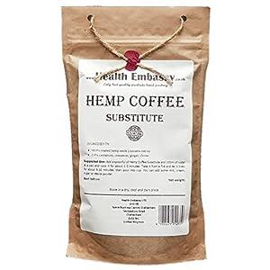 Health Embassy Hanf Kaffee Ersatz (Cannabis Sativa L) 200g