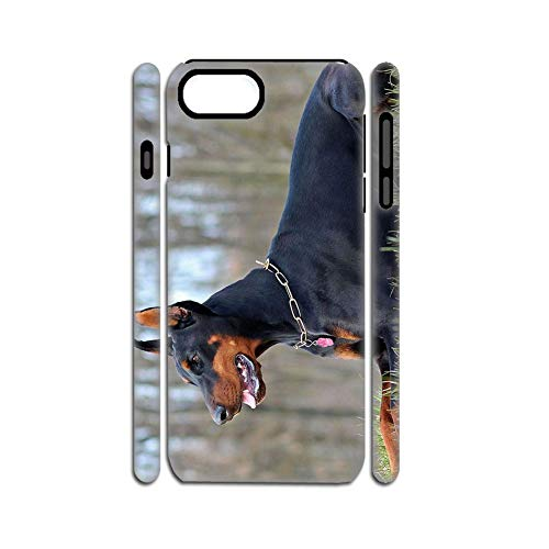 Have Doberman Pinscher Shells Plastic And Silica Gel Individual Womon Compatible To 5.5 Iphone 7 Plus 8Plus Apple Choose Design 119-5