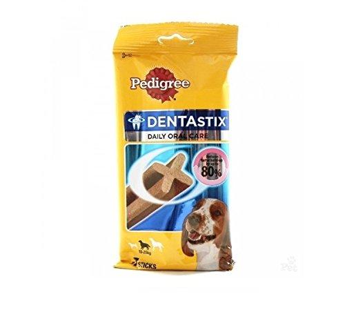 Pedigree DentaStix Medium–Golosina para la higiene dental - Para perros de talla mediana