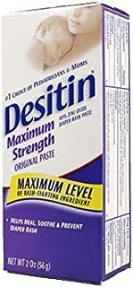 DESITIN Maximum Strength Original Paste 2 oz (Pack of 12)