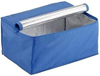 Sunware Sac Isotherme pour boîte de Rangement carrée Pliante 32Litre Couleur, Bleu, Taille Unique