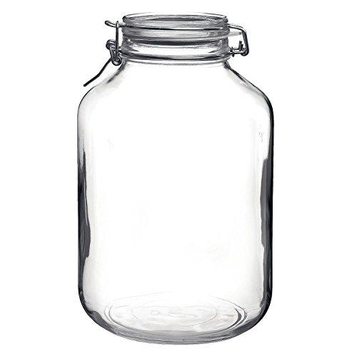 Bormioli Bügelverschlussglas/Gurkenglas Fido 5,0 l