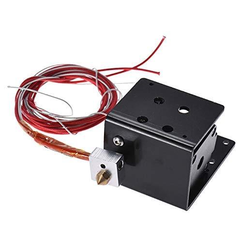 KONGZIR Impresora 3D Extrusora J Head-kit de alimentación de componentes de la impresora de la boquilla del motor 3D for Impresora 1,75 mm Filamento Anet A8 Prusa I3 3D