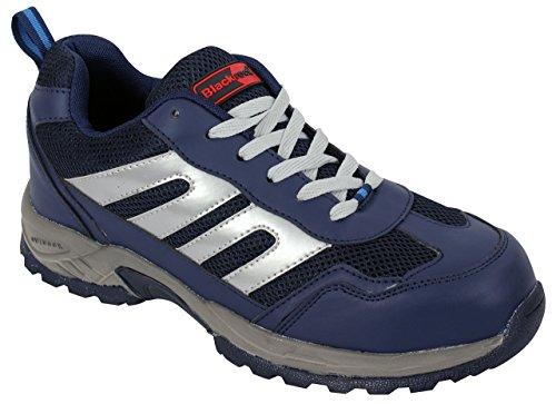 Blackrock sf6810Unisex adultos 'Jay–Zapatillas de seguridad, 10UK/44EU, Azul Marino ✅