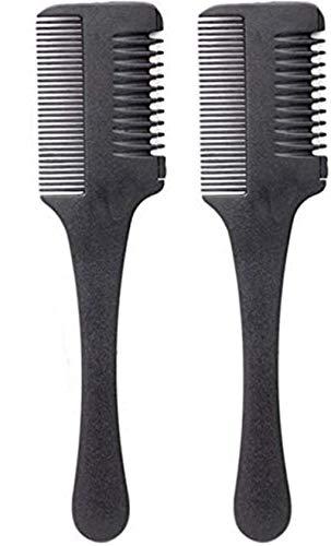 Razor Comb Hair Cutter Comb Hair Thinner Comb Hair Thinner Comb Shaper...