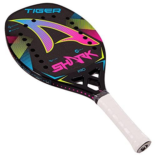 Raquete de Beach Tênis Tiger 2021- Shark