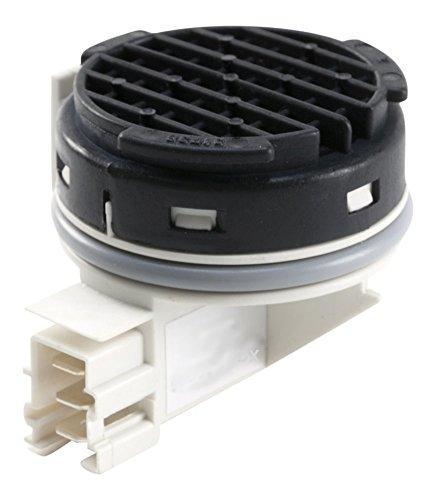 DREHFLEX - original BITRON/Elbi - Druckdose/Niveauschalter/Drucksensor/Schalter passt für Bauknecht/Whirlpool 481227128556 für diverse Spülmaschine