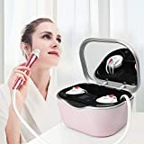 Micro Bubble Facial Skin Pore Cleaner Blemish Blackhead Remover, Solution Massage Rinse and Suction Combination Skin Care, Vacuum-Pore Cleaner, Pimple Acne Extractor Tool Suitable for Women and Mens