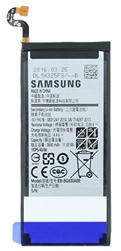 Akku für Samsung Galaxy S7 - Ersatzakku Li-Ion mit 3000mAh - Samsung Original-Zubehör inkl. Displaypad