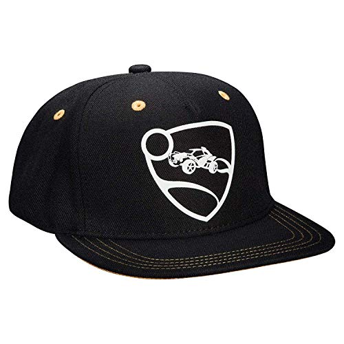 Rocket League Orange Team Adult Snapback Hat - One Size