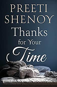 Thanks for your time by [Preeti Shenoy]
