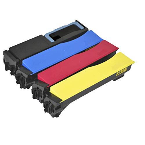 JZMY Cartucho de tóner Modelo TK-573 para Impresora láser Color Kyocera FS-C5400 P7035cdn, Alta definición y Servicio