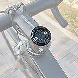 Thinvik Bicycle Stem Headset Top Cap Mount for Wahoo Mini Wahoo Elemnt & Elemnt Bolt,Elemnt Roam GPS Bike Computer - CNC Aluminum Alloy