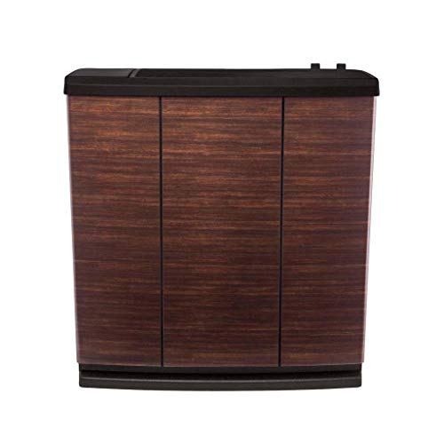 AIRCARE Whole House Console Evaporative Humidifier for 3700 sq. ft, Copper Night