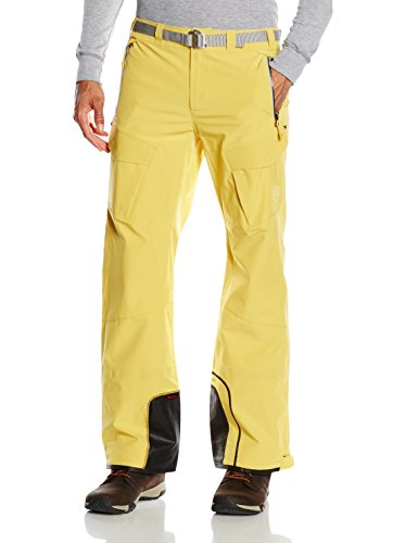 La Sportiva Halo Pant - Men's Yellow, XL